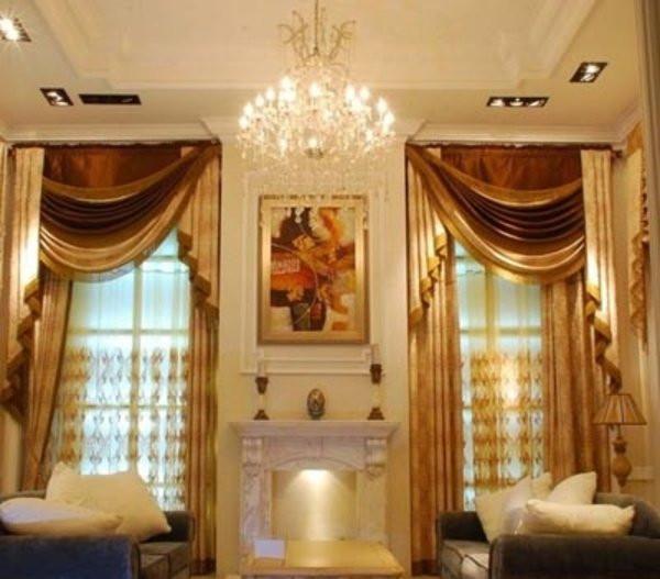 家具与窗帘的搭配