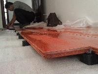 圣保罗聪明扣实木地板