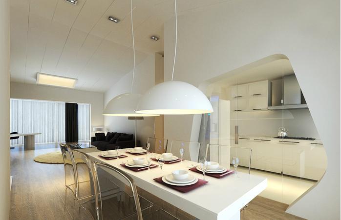 后現代風格 錯層/躍層家居裝修設計