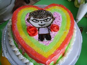 �P里��比特DIY蛋糕屋