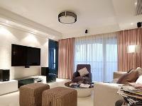 小户型客厅装修效果图 都市归宿的打造