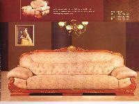 高档真皮沙发