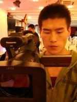 陈超,摄像师