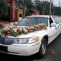 婚车装饰图赏