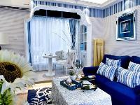 现代简约客厅装修案例