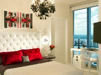 简约魅惑卧室装修案例