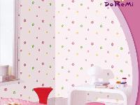 儿童房间壁纸装饰效果图