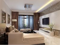 简约现代客厅装修案例