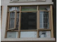 大自然门窗案例