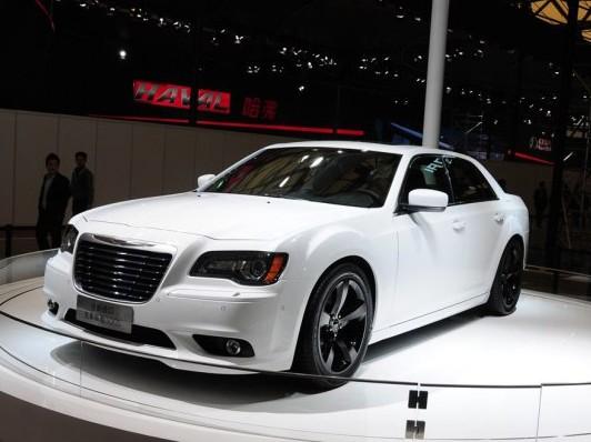 上海车展:克莱斯勒300S正式发布
