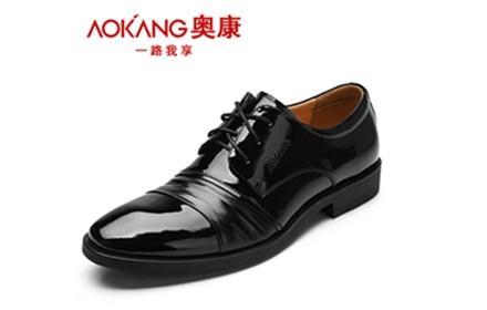 双12品牌团购 奥康5折奉献