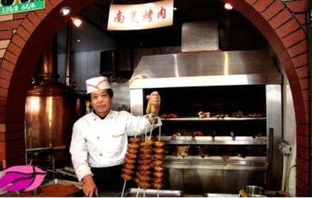 【�n城烤肉】�H68元,享�r值114元�n城烤肉�p人套餐!�_胃小菜+烤五花肉+炒年糕+泡菜��+米�+果�P.