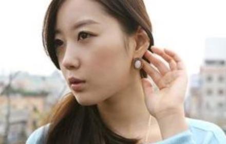 韩版明星耳环――典籍密语