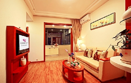 武汉未来城大酒店(家庭单人套房)
