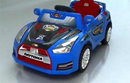 仅售498元,可得市场价为568元的正品乐的遥控儿童车1辆。