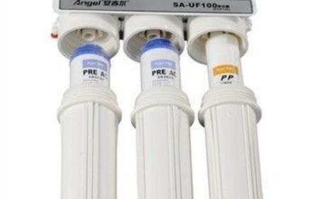 安吉尔SA-UF-100 超滤净水器经典五级过滤,无需用电、无废水排放,环保节能团购开始啦!!!