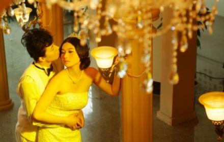 网付0元店付1299元即可享受喜洋洋婚纱摄影1699元的超级摄婚纱组合