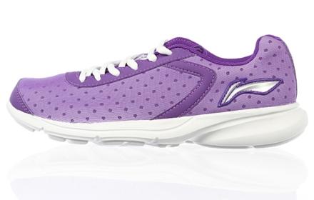 李宁正品低价促销原价399元的新款女鞋ARBG074-1仅售138元 特惠大酬宾让利客户 让喜欢锻炼的人跟李宁一起运动