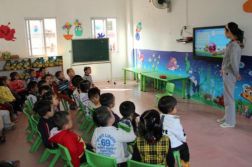 紫金县金摇篮幼儿园
