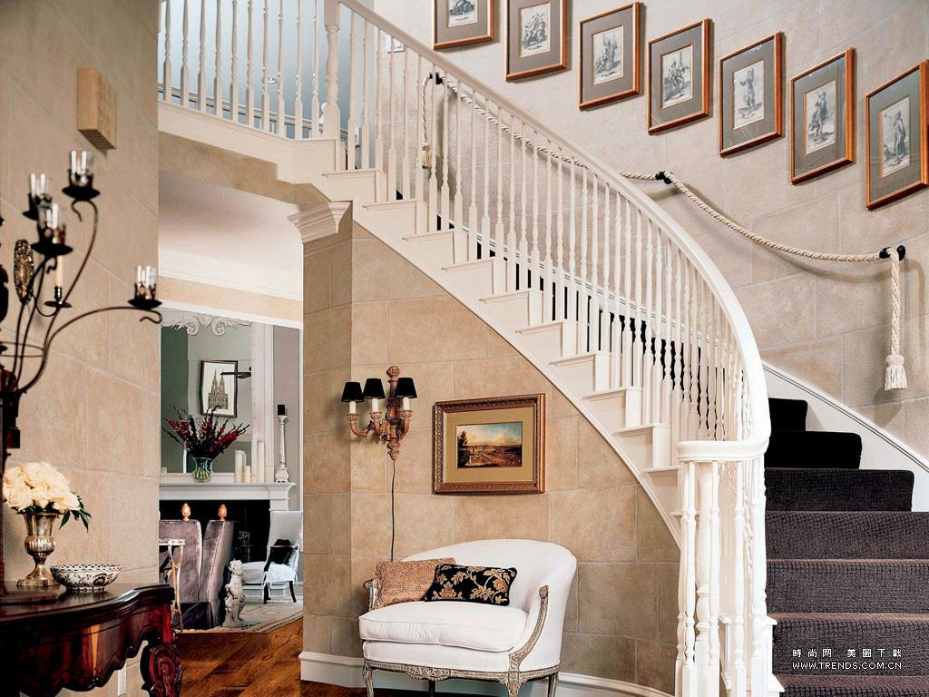 假楼梯装修效果图