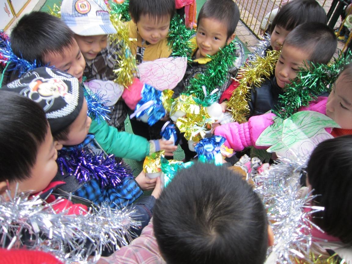 遂宁红苹果实验幼儿园--器械操