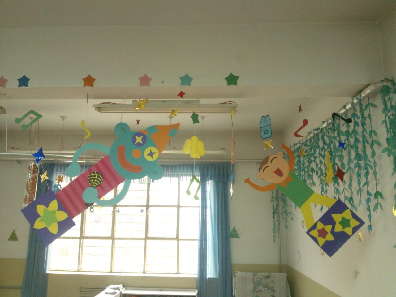 幼儿园成长的我外环设计图