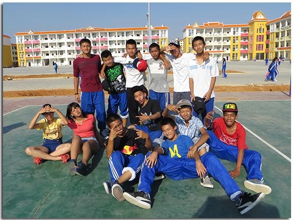 社团:篮球社,跆拳道社