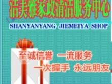 山阳县洁美雅家政清洁服务中心