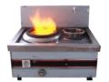 生物醇油灶具及燃烧效果