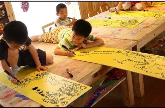 艺树童画儿童创意美术培训中心