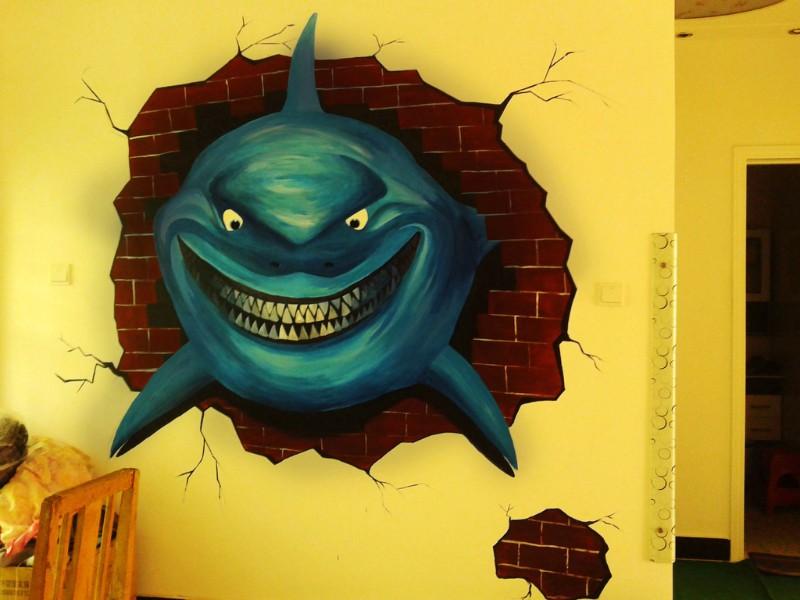 服务范围; 3d手绘墙画图片什么是3d墙画 电视墙手绘墙画素材