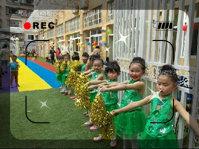 明珠艺术幼儿园实验园亲子运动会视频