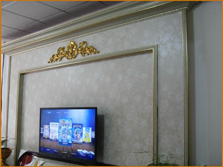 木线  定制各种电视墙