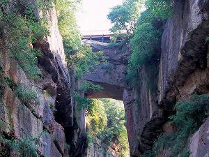 南京天生桥风景名胜区