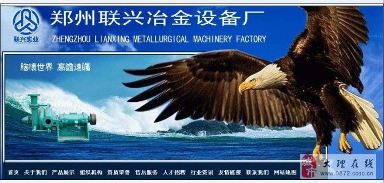 中国优质渣浆泵压滤机泵制造厂·郑州联兴冶金设备厂