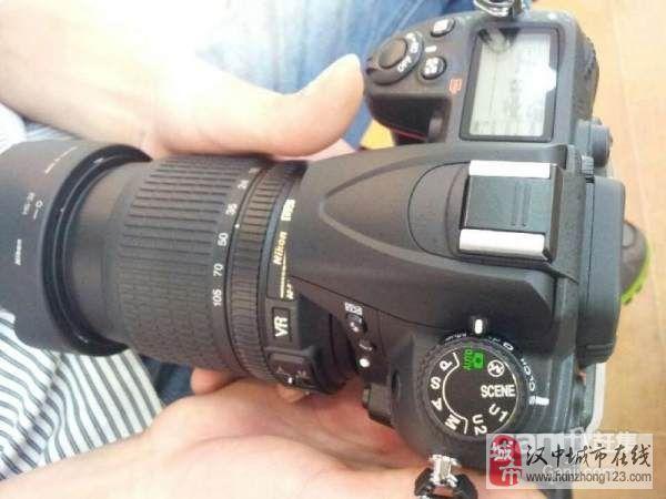 出售我的尼康d7000相机 - 5500元