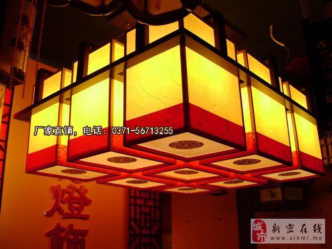 郑州中式灯/异形大型水晶灯厂家